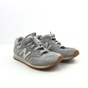 New Balance Mens Classic Grey Sneakers